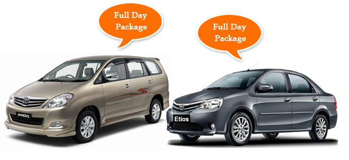 Hyderabad Car Rental Packages